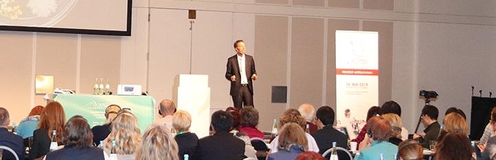 Prof. Dr. Andre Franke, Università di Kiel