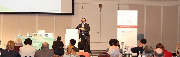 Dr. Mohammad Talal Odeh Sarhan, Arzt aus Jordanien